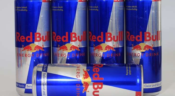 Check Out: The effects of Drinking Red Bull