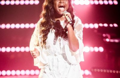Watch: Zimbabwean Michelle Mutyora Belt Out on The Voice Australia