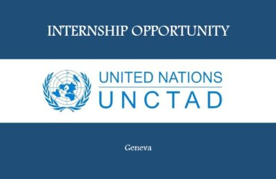 2017 UNCTAD INTERNSHIP in the Office of the Secretary-General