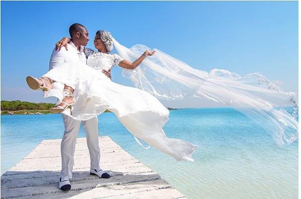 Aww! Vanessa Celebrates Her Wedding Anniversary With Stunning Pics