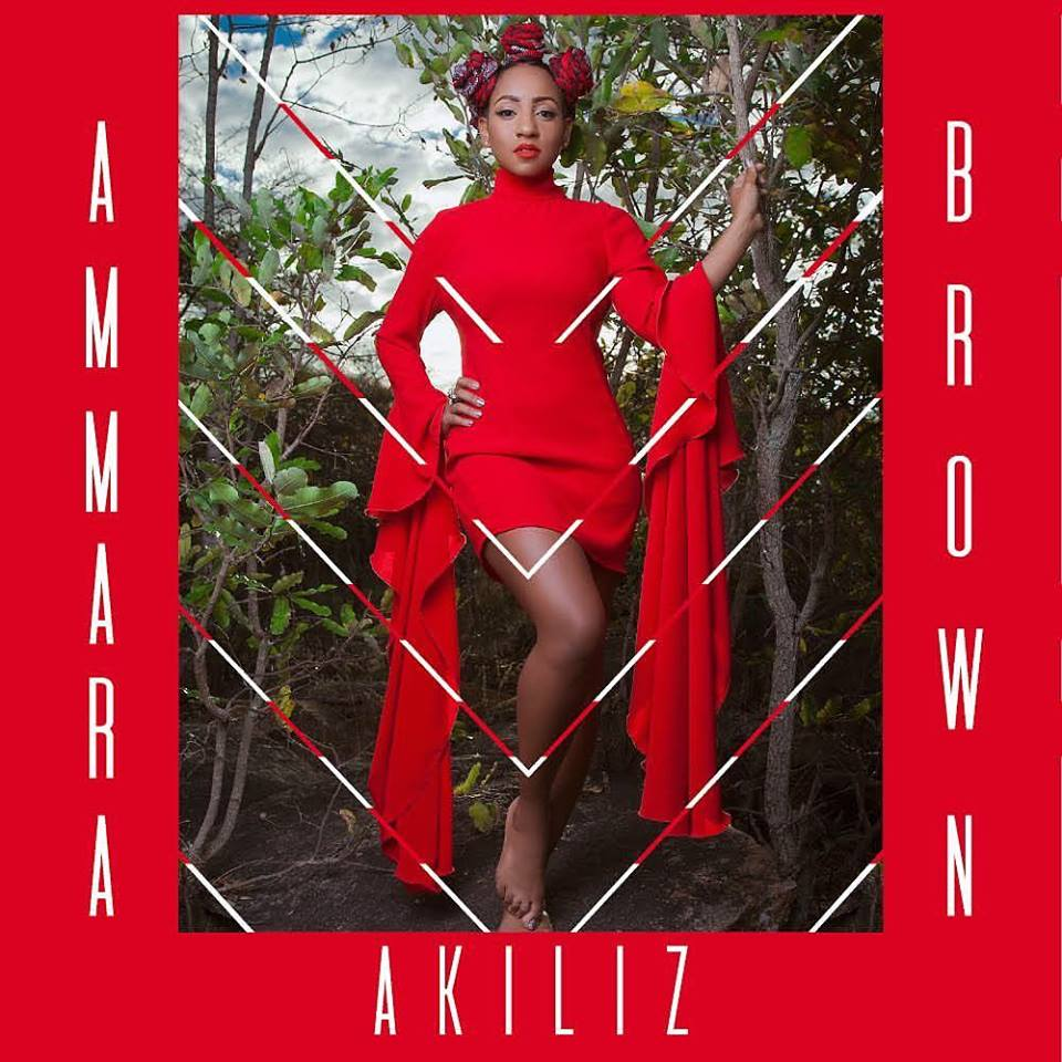 Ammara Brown Prepares Fans For Album With New Song 'Akiliz'