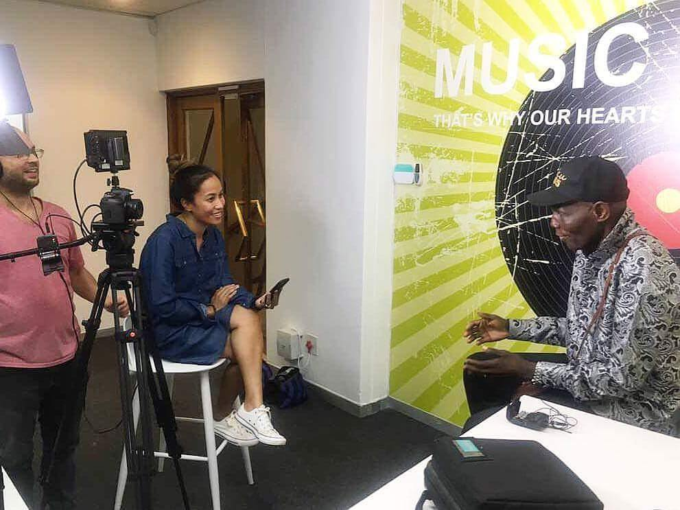Tuku Honoured at 2017 AFRIMA Awards