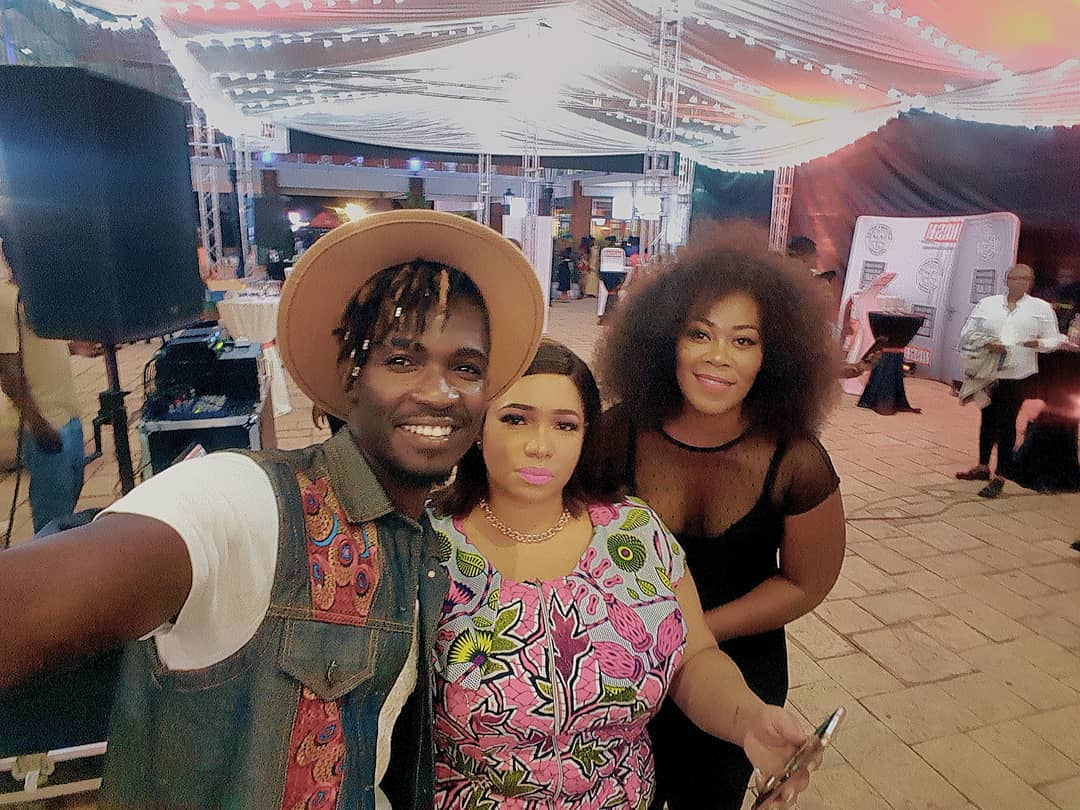 Pics How Zim Celebs Showed Up At The Black Panther
