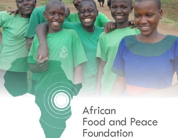 African Food and Peace Foundation Development and Communications Intern