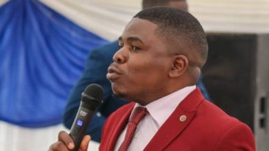 Watch: The Comic Pastor Holds His Own Official Opening