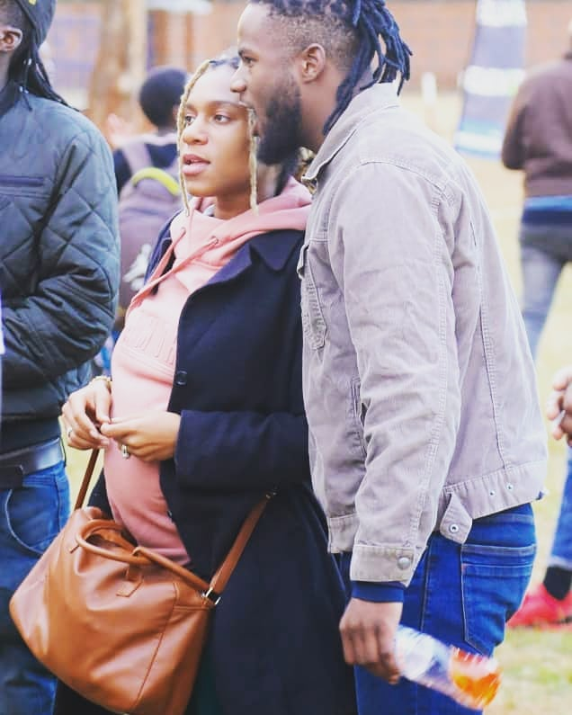 Baby Bump Alert! Chengeto Brown Is Pregnant