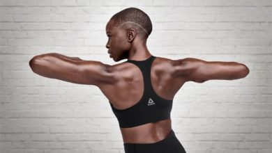Danai Gurira Is the New Face for Reebok