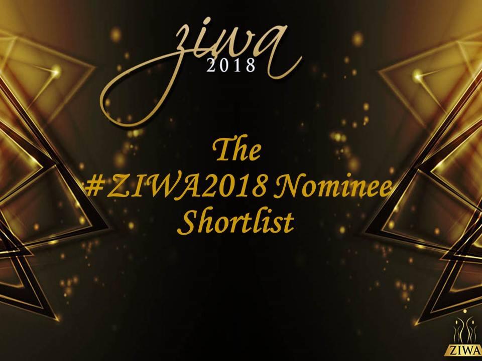 Zimbabwe International Women's Awards 2018 Nominees