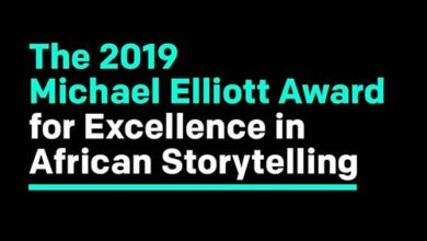 ICFJ/ONE Michael Elliott Award for Excellence in African Storytelling 2019