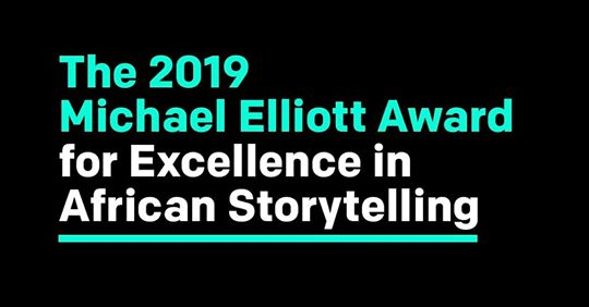 ICFJ/ONE Michael Elliott Award for Excellence in African Storytelling 2019