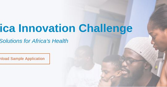 World Health Organization (WHO) 2018 Africa Innovation Challenge