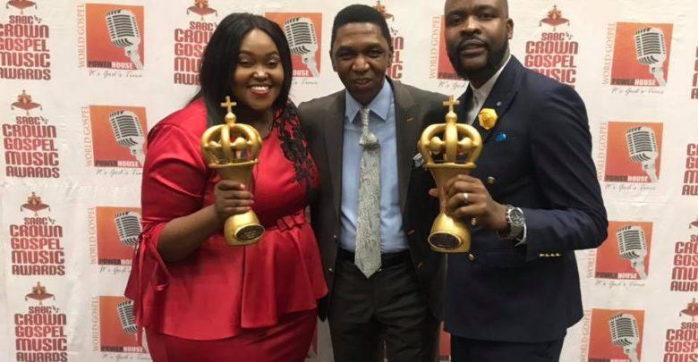Takesure Zamar Wins Gospel Award