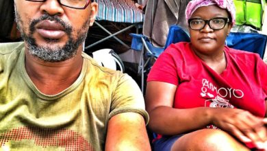 Carl Joshua Ncube Now Living Outdoors