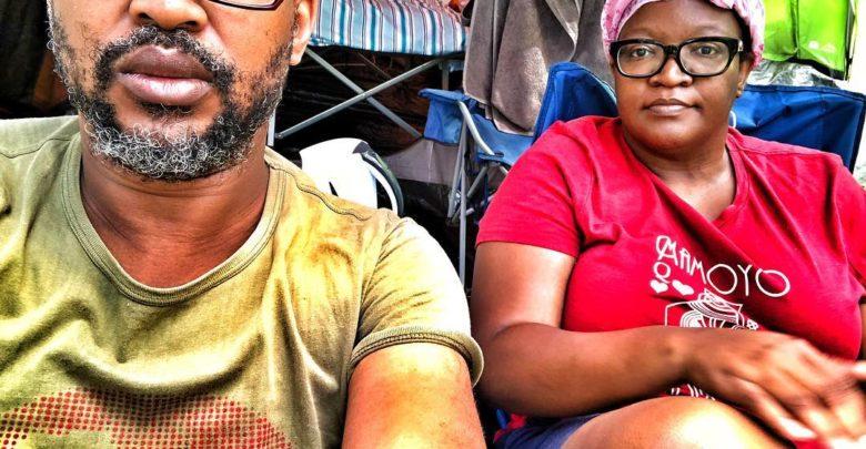 Carl Joshua Ncube Now Living Outdoors