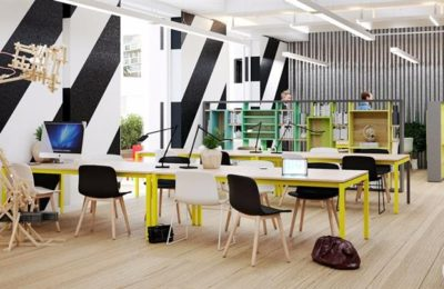 5 Reasons a Coworking Space Makes Sense for Your Startup
