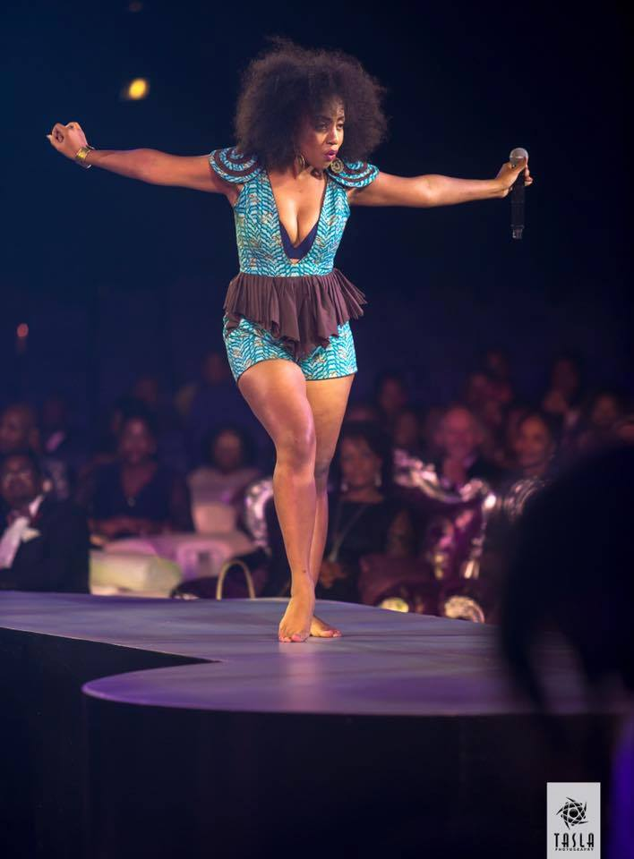 5 Times Ammara Killed Her Performance At The Miss Tourism 2016 Event