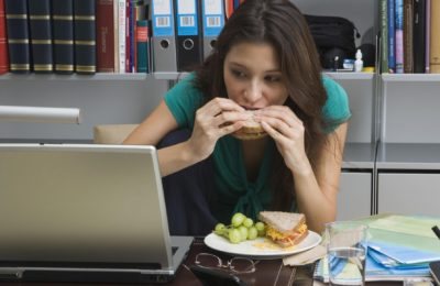 5 Ways to Rejuvenate During Your Lunch Break