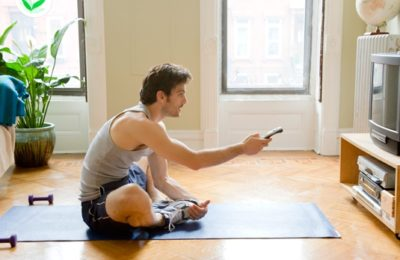 7 Exercises To Do In Whilst Watching TV