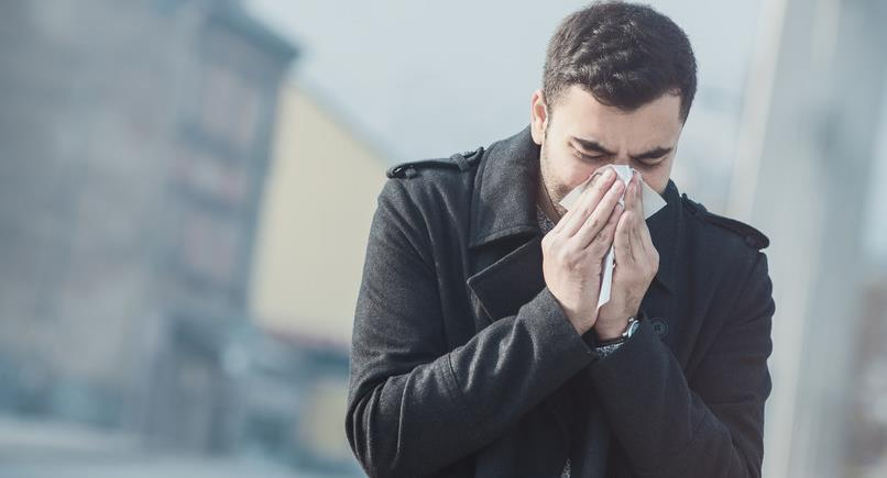 7 Ways To Deal With Winter Allergens