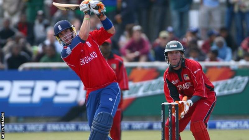 England Could Resume Touring Zimbabwe