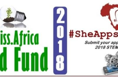 Miss.Africa Seed Funding for African Women in Tech Businesses 2018