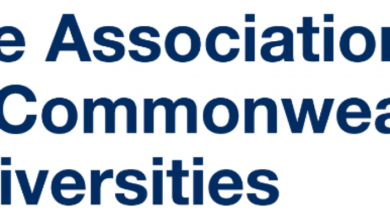 Association of Commonwealth Universities (ACU) 2018/2019
