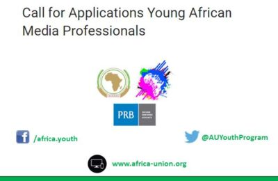 African Union Commission (AUC) 2017 Call for Young African Media Professionals