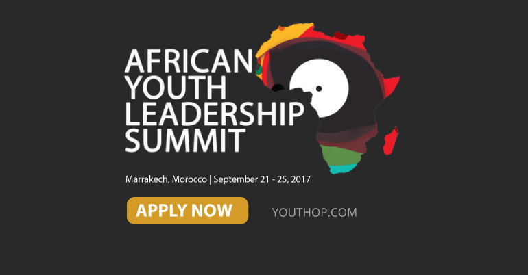 African Youth Leadership Summit 2017 in Morocco