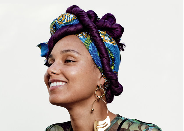 Alicia Keys Says Self-Empowerment Is Confidence Boosting