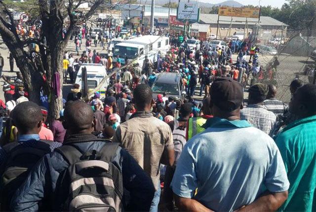 ''All Borders To Face Shutdown'' - Says Zimbabwe Exiles Forum