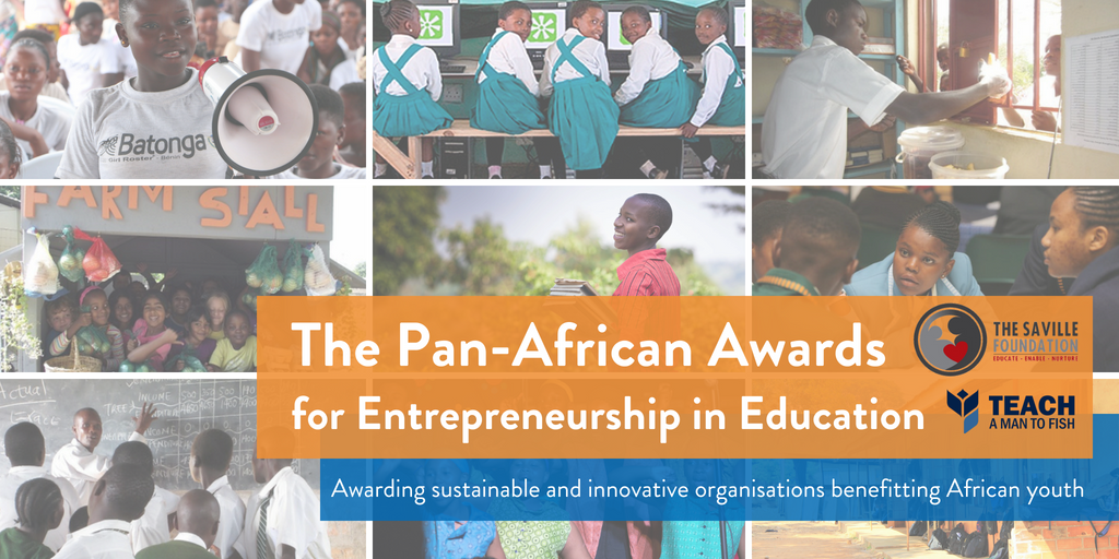 Pan-African Awards for Entrepreneurship in Education