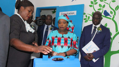 First Lady Urges Men To Consider Family Planning Methods