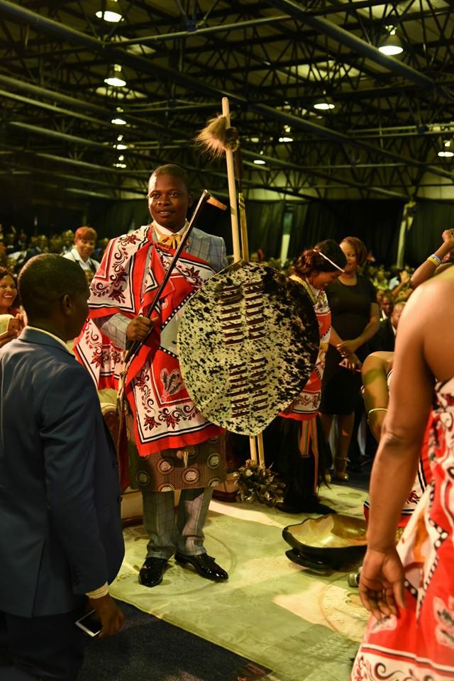 Eubert Angel S Spiritual Son Bushiri Throws A Lavish