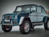 Beauty! : The new Mercedes-Maybach G 650 Landaulet