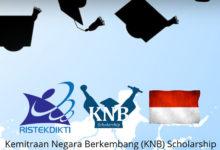 The Kemitraan Negara Berkembang (KNB) Scholarship