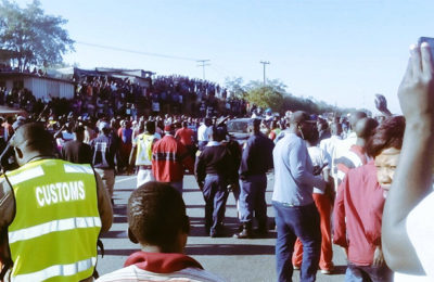 Beitbridge Protests Shootout Report Released