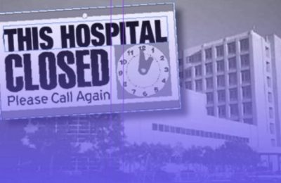 Binga District Hospital Set To Close Due Electricity And Water Crisis