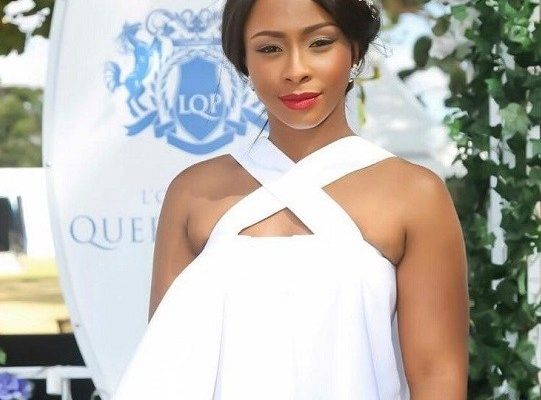 Boity Thulo Heads for Harare for Salon Launch