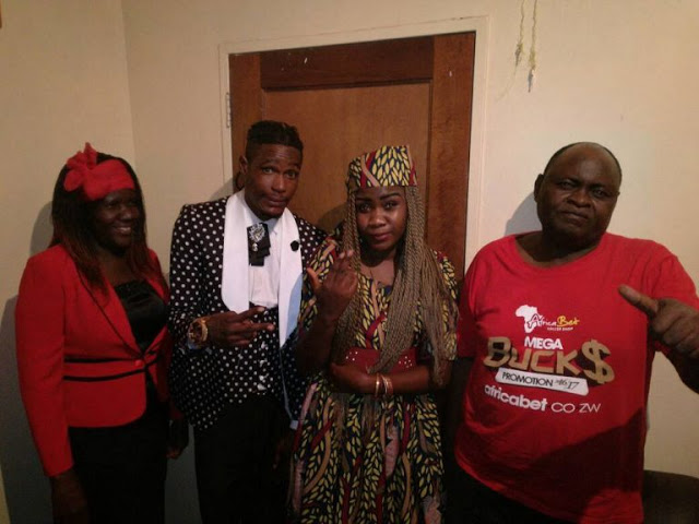 Souljah Love Pays Lobola For Bounty Lisa