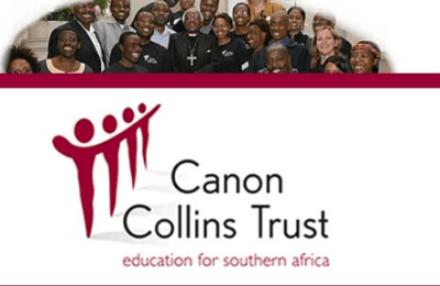 Canon Collins Scholarship 2018 for Postgraduate Study in South Africa