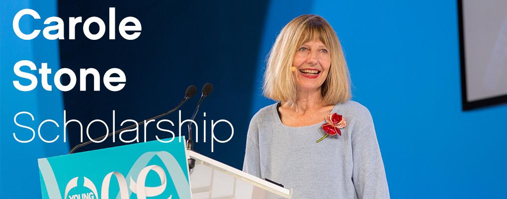 Carole Stone Foundation One Young World Scholarship 2018