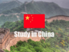 Chinese Government Bilateral Scholarship Program for International Students in China