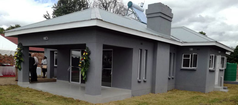 Cde Chinx Finally Gets His House