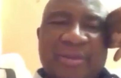 Must Watch: This Video Of Chiyangwa Getting ''Naughty'' Goes Viral