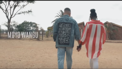 Cleo Shows Cuteness In Moyo Wangu Music Video
