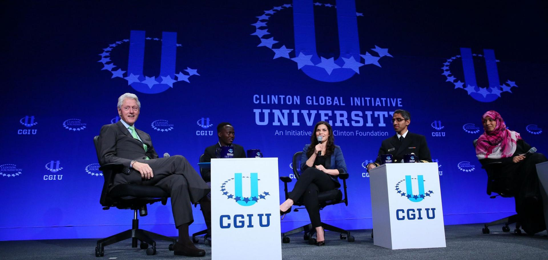 Clinton Global Initiative University 2017 for High-impact Student innovators & Entrepreneurs- Boston,USA (Funding Available)