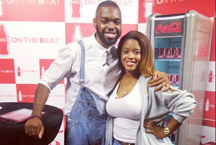 Coke On The Beat TV Presenter Arrested