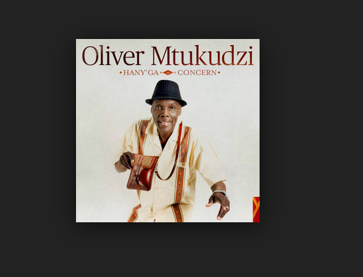 "Download Oliver Mtukudzi's ""Hany'ga (Concern)"" Album"