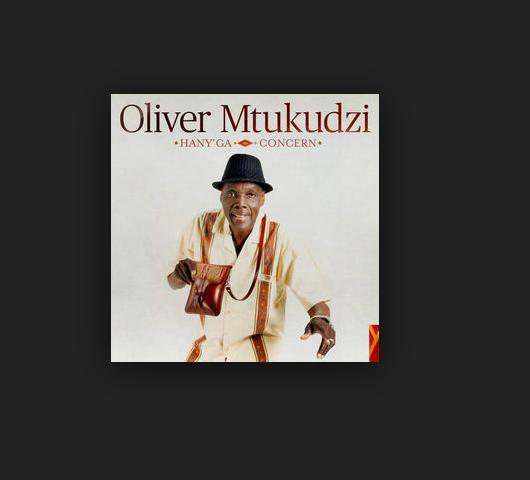 "Download Oliver Mtukudzi's ""Hany'ga (Concern)"" Album"