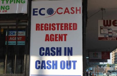 """""""Our Shops Usually Have Cash, For Cash Outs"""", EcoCash"""